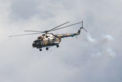 Минобороны подтвердило гибель экипажа после жесткой посадки Ми-8 на Чукотке