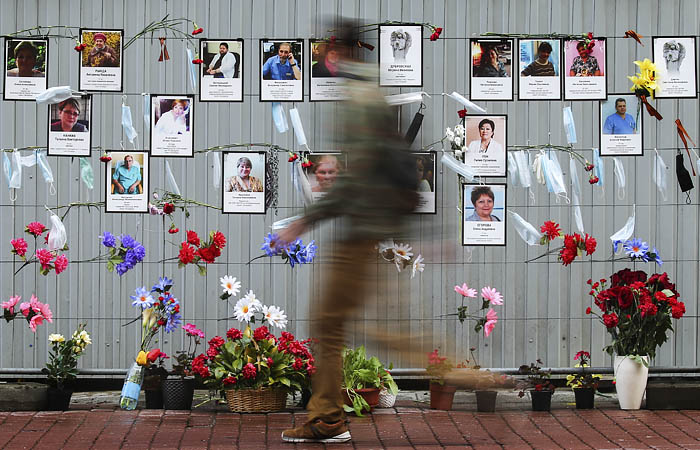 Минздрав России подтвердил смерть более ста врачей от коронавируса