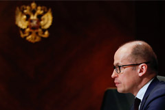 Глава Удмуртии Александр Бречалов заразился коронавирусом