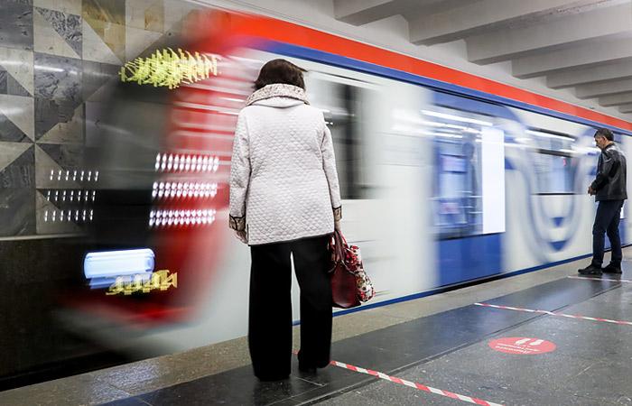 Пассажиропоток на транспорте в Москве достиг рекорда с начала самоизоляции