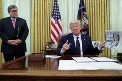 Трамп подписал указ о регулировании деятельности соцсетей