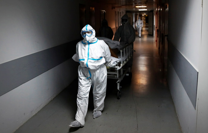 В РФ нашли 1138 не учтенных в основной статистике погибших с коронавирусом