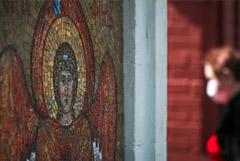 Роспотребнадзор разрешил пускать в храмы после эпидемии не более 10 человек