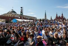 """Фестиваль """"Красная площадь"""" пройдёт 6-8 июня, несмотря на карантин"""