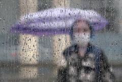 Около 120% месячной нормы осадков выпало за сутки в Москве