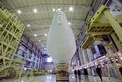"""""""Роскосмос"""" сообщил об испытании двух новых ракет в этом году"""