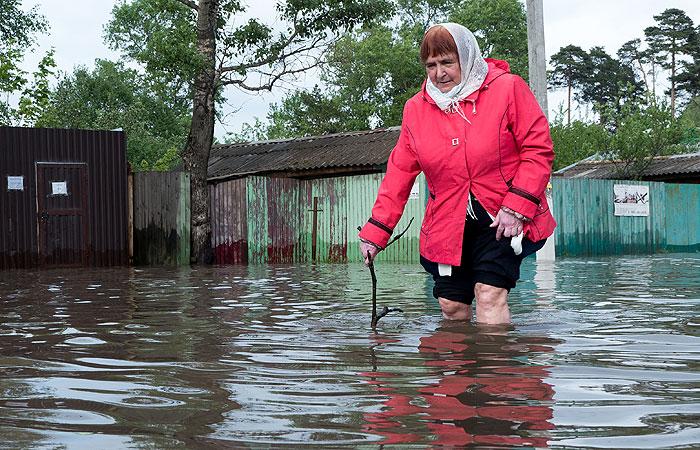 Жители Красногорска обратились в прокуратуру после рекордных дождей и затопления