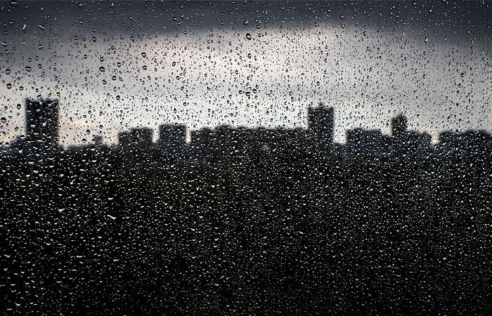 Четверть июньской нормы осадков выпала в Москве с начала недели