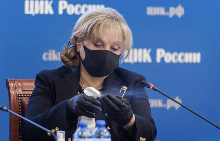 Голосование по поправкам в Коституцию будет электронным в Москве и Нижегородской области