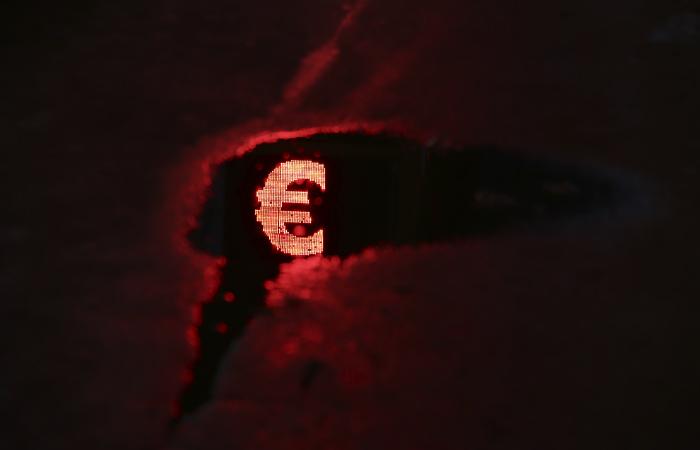 ЕЦБ спрогнозировал сокращение ВВП еврозоны в 2020 году на 8,7%