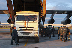 Глава МЧС заявил, что найдено решение по ликвидации утечки топлива на ТЭЦ в Норильске