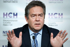 Политолог Платошкин стал фигурантом дела о вовлечении в массовые беспорядки