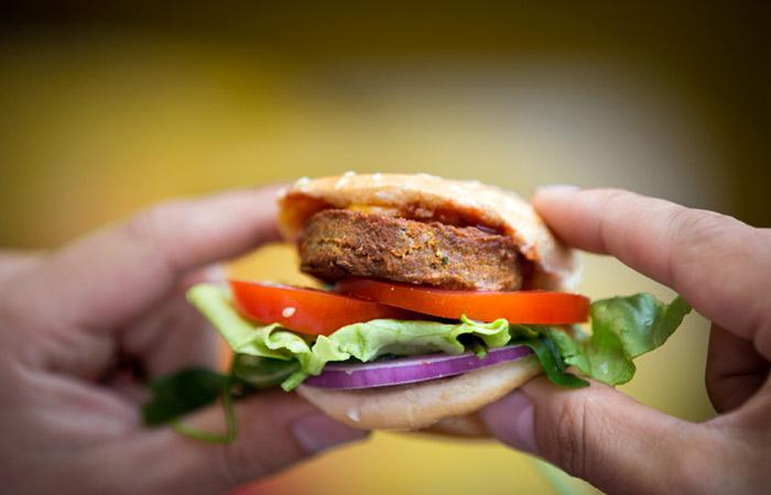 ЕК приучит европейцев к вегетарианским чизбургерам с насекомыми