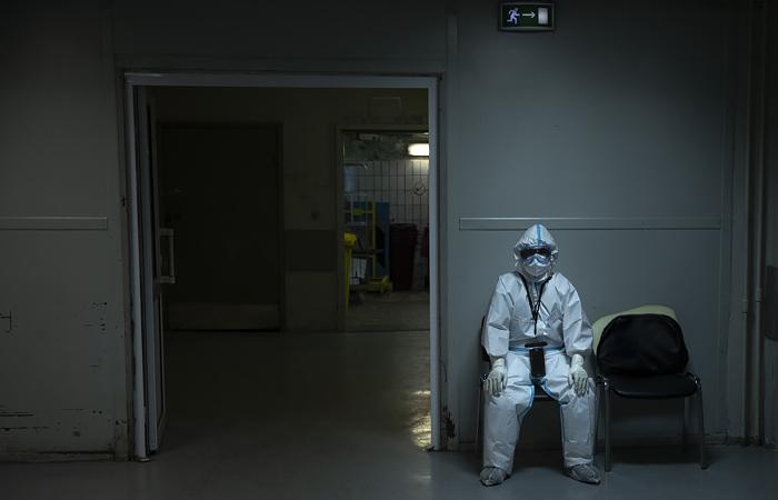 Число заболевших коронавирусом в России вплотную приблизилось к 450 тыс.