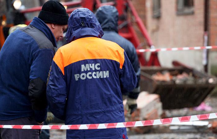 При взрыве в жилом доме в Чертанове погиб человек