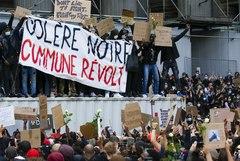 Мирные акции протеста в Брюсселе переросли в беспорядки