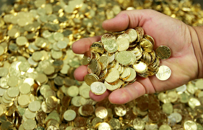 """Неизвестный кладоискатель нашел в США """"сокровища Фенна"""" стоимостью $1 млн"""