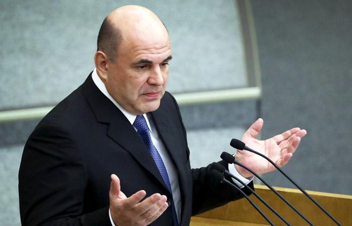 Мишустин 22 июля представит в Госдуме отчет о работе правительства