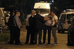 Стрельбу из окна дома на юго-западе Москвы устроил пьяный мужчина