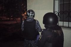 Началась операция по задержанию стрелка на юго-западе Москвы