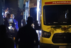 Полиция задержала стрелка на юго-западе Москвы