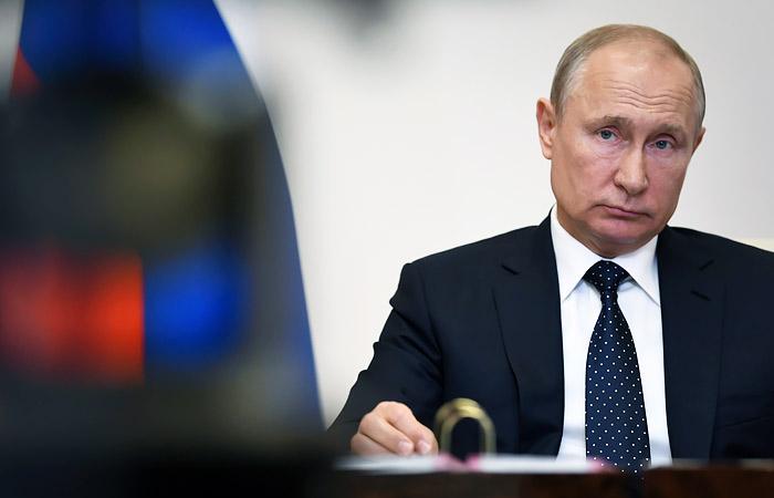Путин подписал закон о федеральном регистре сведений о россиянах