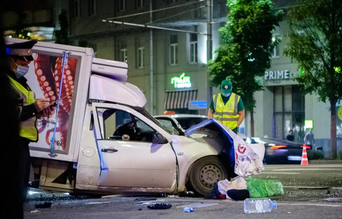 Скончался водитель, пострадавший в аварии с участием Михаила Ефремова