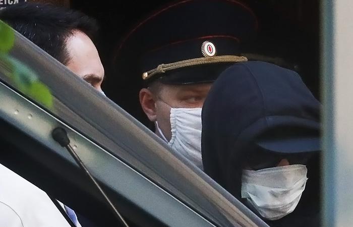 Михаила Ефремова задержали