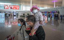 Во вторник возобновились регулярные авиарейсы между Пекином и Уханем