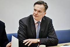 Эйтвидас Баярунас: для Литвы посол в РФ - один из важнейших постов