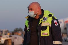 Главврач Коммунарки прибыл в Дагестан с бригадой врачей для борьбы с коронавирусом