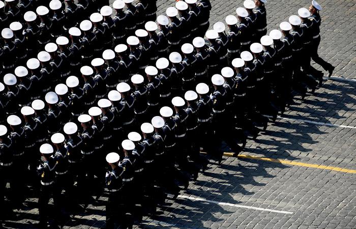 Посетить парад Победы в Москве намерены 12 зарубежных лидеров