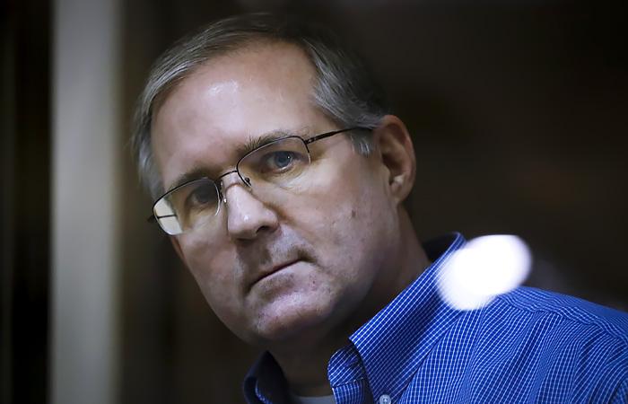 Пол Уилан приговорен в России к 16 годам тюрьмы за шпионаж