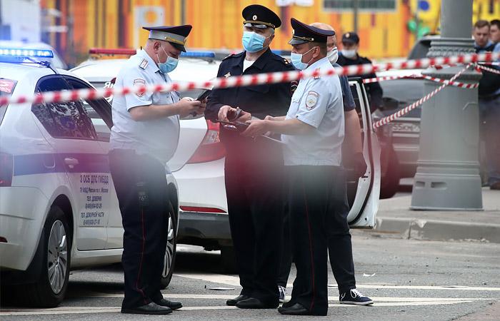 Источник сообщил о смерти стрелка с Ленинского проспекта