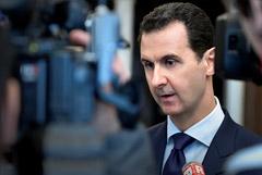 США ввели санкции против Башара Асада и его жены