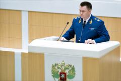 Генпрокурор сообщил о высоком уровне террористических угроз в России