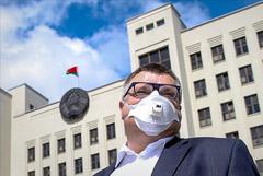 Претендент на пост президента Белоруссии Бабарико задержан