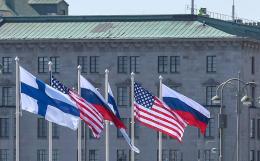 На восьмом десятке Трамп узнал, что Финляндия не в составе России