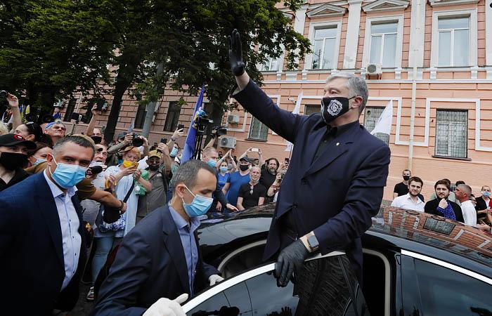 На Украине завели дело против Порошенко о разжигании розни при создании ПЦУ