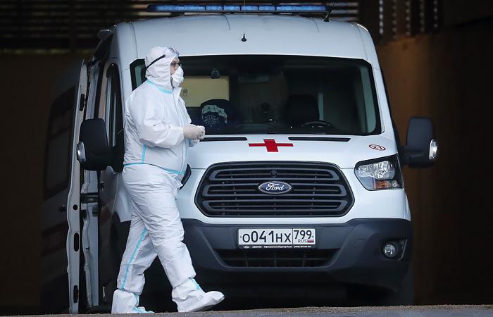 В России коронавирус диагностирован еще у 7972 человек