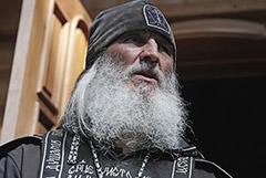 Мятежный уральский схиигумен Сергий предложил патриарху сложить полномочия