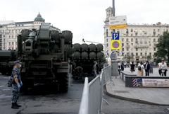 Десятки улиц Москвы перекроют в связи с генеральной репетицией парада на Красной площади