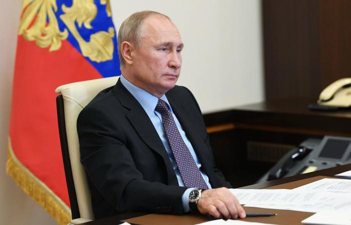 Путин допустил, что вновь будет баллотироваться в президенты России