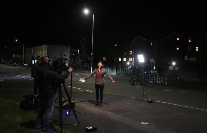 Три человека стали жертвами нападения в британском городе Рединге