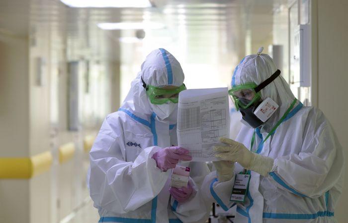 20 пациентов с коронавирусом скончались в Москве за сутки
