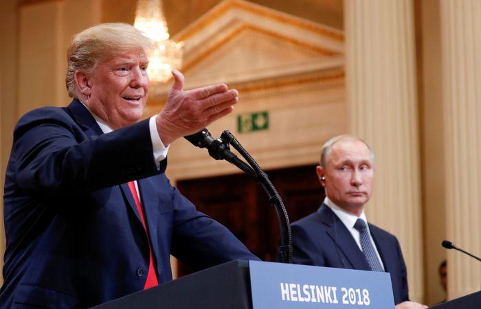 Болтон рассказал об опасениях перед встречей Трампа и Путина в 2018 году