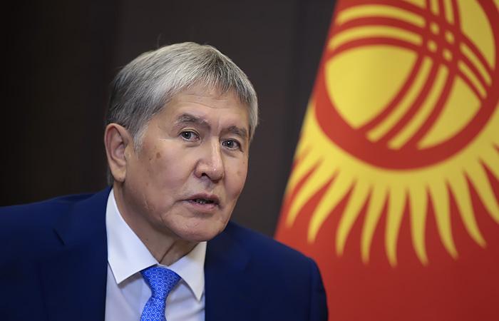 Экс-президент Киргизии Атамбаев осужден на 11 лет
