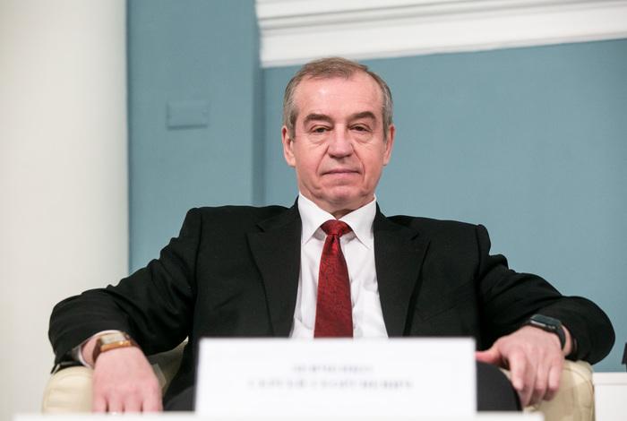 Левченко попросил у Путина разрешения участвовать в выборах главы Иркутской области
