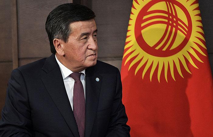 Президент Киргизии не пришел на парад в Москве из-за выявленного COVID-19 в делегации