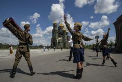 Главный храм ВС России открыли на день раньше из-за большого числа посетителей